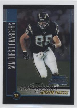 2002 Bowman Chrome - [Base] #172 - Justin Peelle