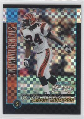 2002 Bowman Chrome [???] #175 - Lamont Thompson /250