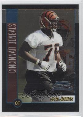 2002 Bowman Chrome #118 - Levi Jones