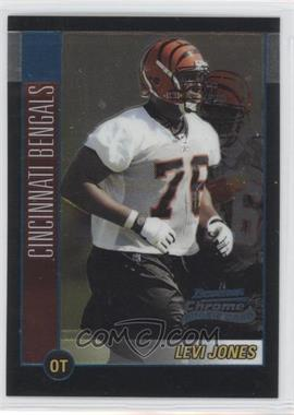 2002 Bowman Chrome #118 - Levi Jones