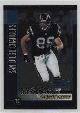 2002 Bowman Chrome #172 - Justin Peelle