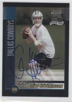 Rookie Autograph - Chad Hutchinson