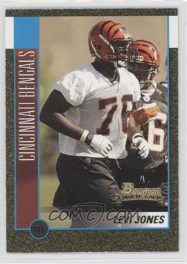 2002 Bowman Gold #119 - Levi Jones /50