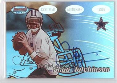 2002 Bowman's Best - [Base] - Red #126 - Chad Hutchinson /199