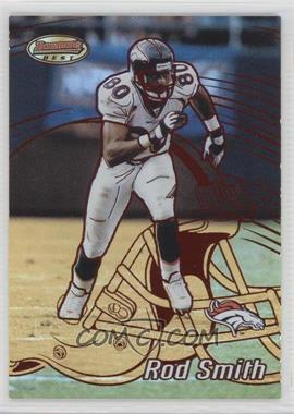 2002 Bowman's Best - [Base] - Red #89 - Rod Smith /200