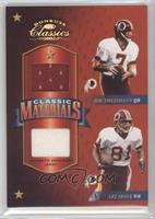 Joe Theismann, Art Monk /100