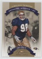 Anthony Weaver /100