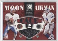 Warren Moon, Troy Aikman /350