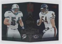 Zach Thomas, Brian Urlacher /1600