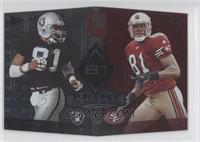 Tim Brown, Terrell Owens /1600