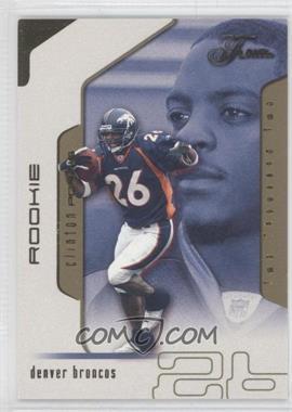 2002 Flair - [Base] - Collection #109 - Clinton Portis /50