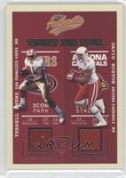 Terrell Owens, Tim Brown, David Boston, Rod Smith /200