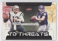 Tom Brady, Drew Brees