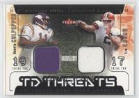 Daunte Culpepper, Tim Couch