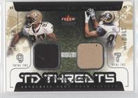 Joe Horn, Torry Holt