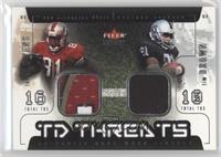 Terrell Owens, Tim Brown /26