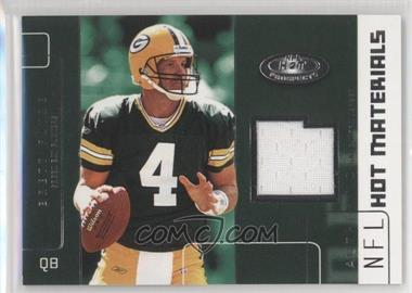 2002 Fleer Hot Prospects Hot Materials #HM-BF - Brett Favre