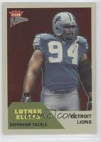 Luther Elliss /100