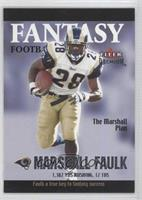 Marshall Faulk /1200