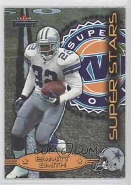 2002 Fleer Throwbacks Super Stars #7 SS - Emmitt Smith
