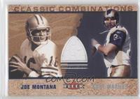 Joe Montana (Jersey), Kurt Warner