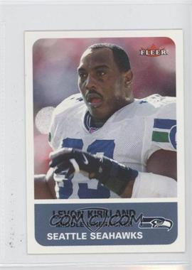 2002 Fleer Tradition Mini #173 - Levon Kirkland /125