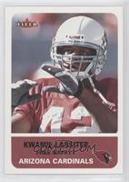 Kwamie Lassiter