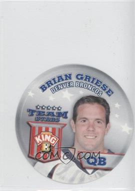 2002 King B Collector's Edition Team Stars Discs #22 - Brian Griese