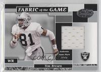 Tim Brown /100
