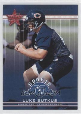 2002 Leaf Rookies & Stars #260 - Luke Butkus