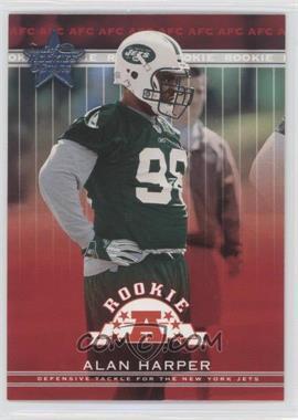2002 Leaf Rookies & Stars #281 - Alan Harper