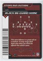 Black 86 Guard Home