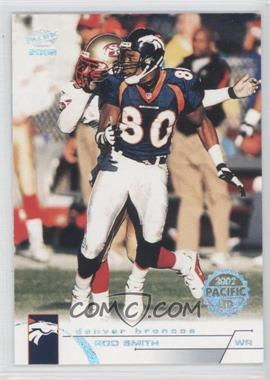 2002 Pacific [???] #141 - Rod Smith /71