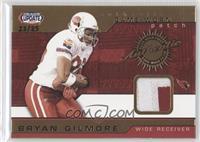 Bryan Gilmore /25