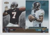 Michael Vick, David Garrard