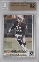 Phillip Buchanon [BGS 9.5]