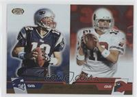 Tom Brady, Josh McCown