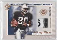 Jerry Rice /201