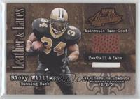 Ricky Williams /50