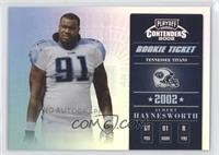 Albert Haynesworth /800