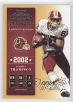 Derrius Thompson /15