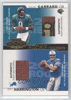 David Garrard, Joey Harrington /250