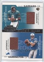 David Garrard, Joey Harrington, Josh McCown, Rohan Davey /500