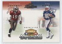 Troy Brown, Keyshawn Johnson