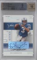 Joey Harrington /95 [BGS 9]