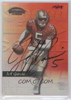 Jeff Garcia (1999 Contenders SSD) /8