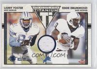 Eddie Drummond, Larry Foster /200