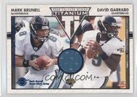 Mark Brunell, David Garrard /200