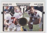 Michael Vick, Kurt Kittner