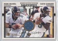 Mark Brunell, David Garrard /500